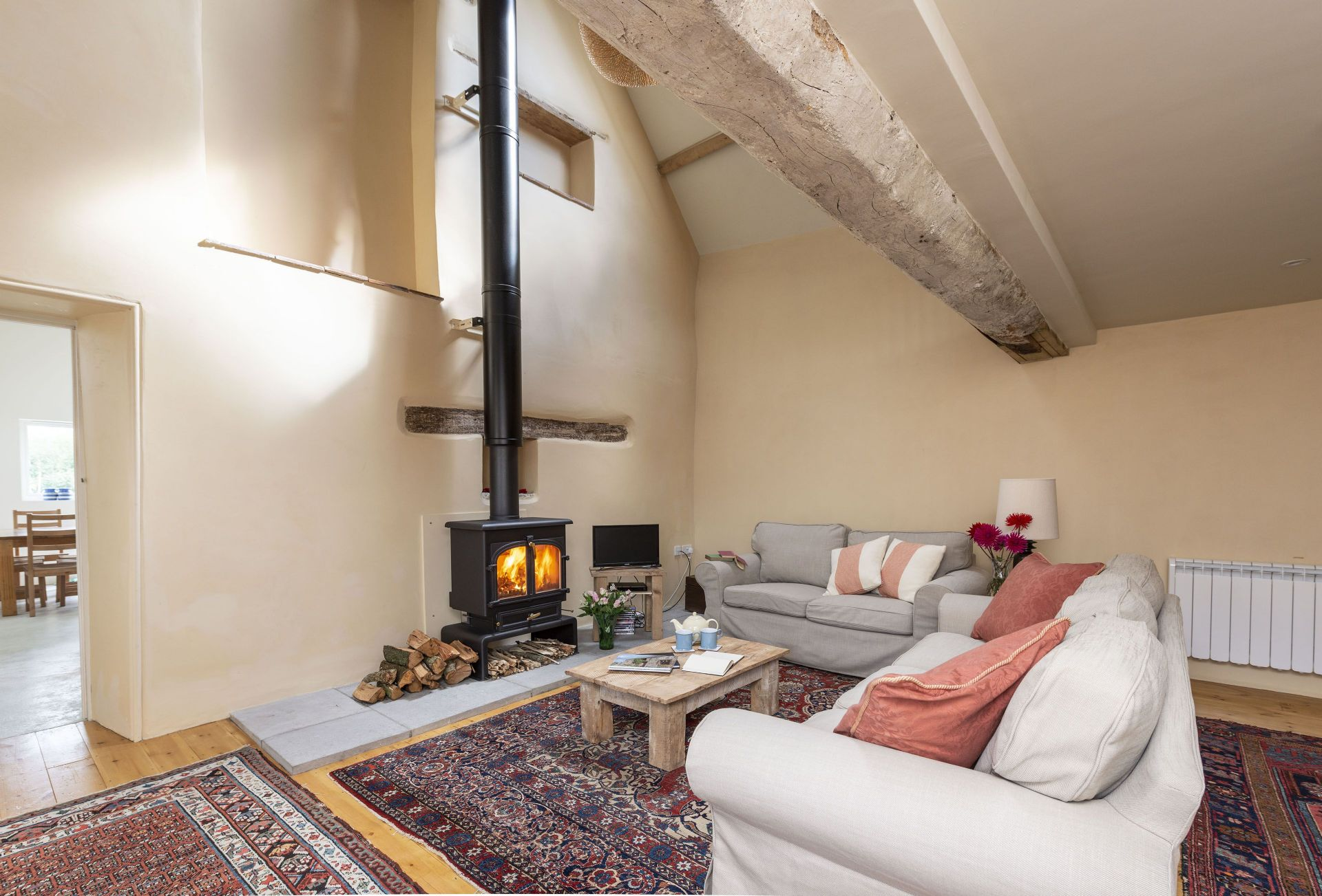 Stable Cottage at Draycott a holiday cottage rental for 6 in Somerset and surrounding villages,