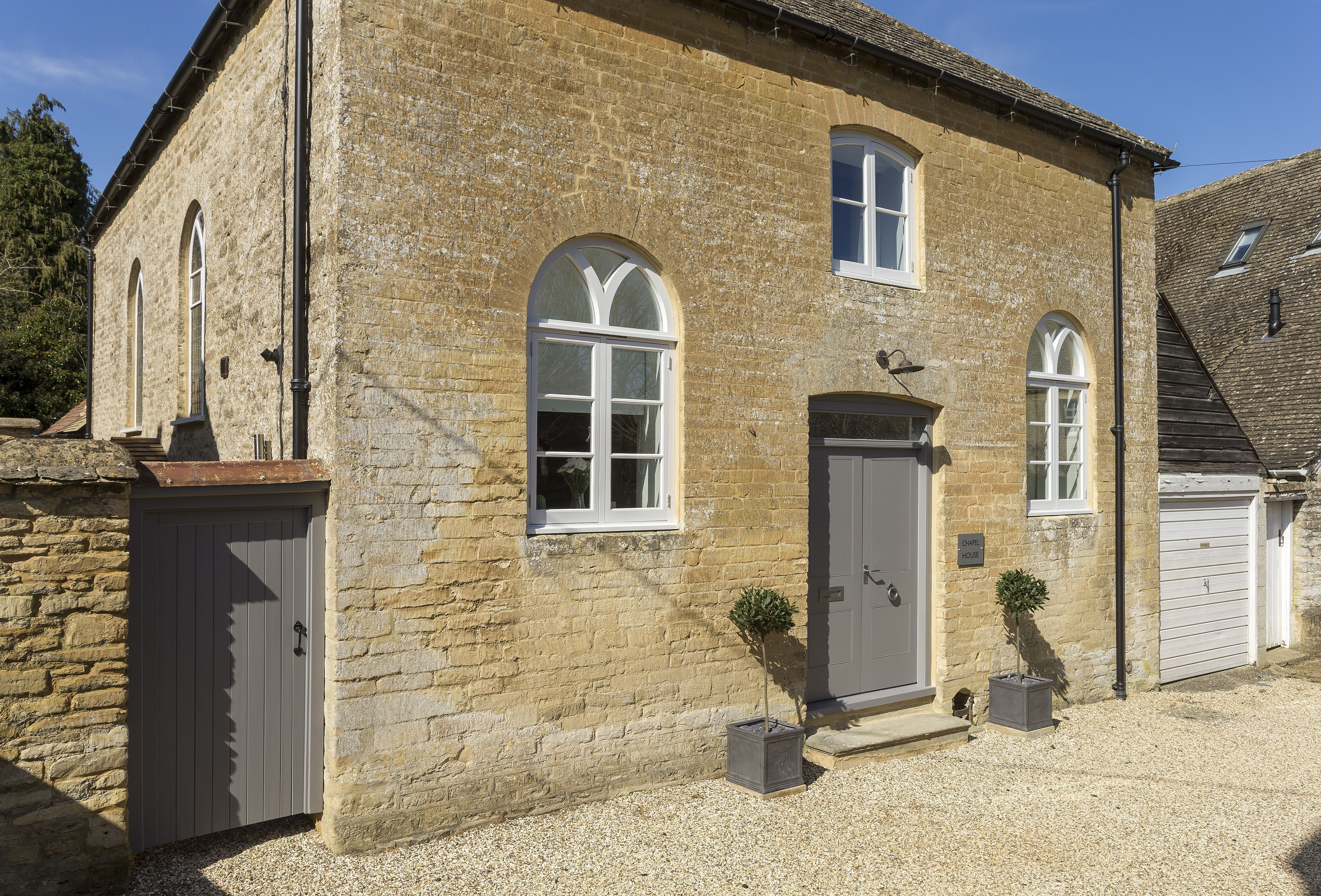 Chapel House a holiday cottage rental for 4 in Bampton,