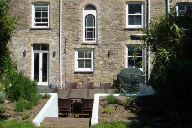 Jubilee House a holiday cottage rental for 10 in St Agnes,