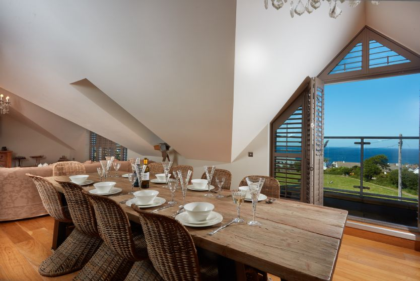 7 Four Seasons a holiday cottage rental for 4 in Carbis Bay,