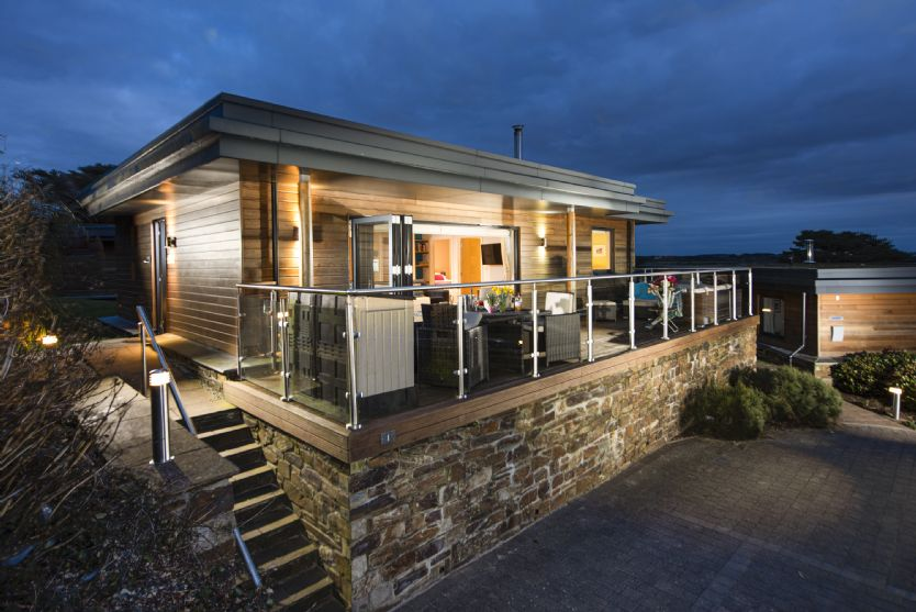 Triskel a holiday cottage rental for 4 in Chapel Porth,