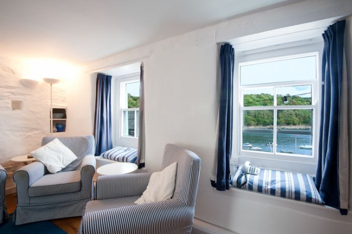 Beam Reach a holiday cottage rental for 6 in Fowey,