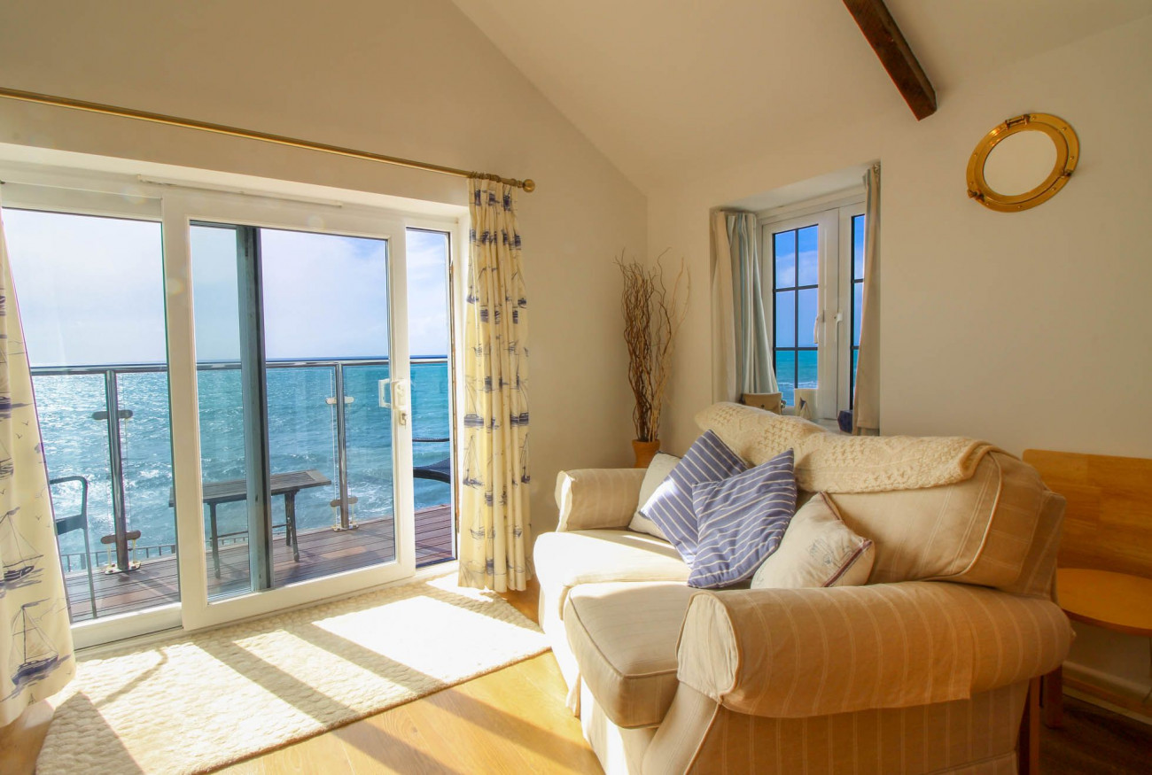 Chy An Mor a holiday cottage rental for 2 in The Lizard,
