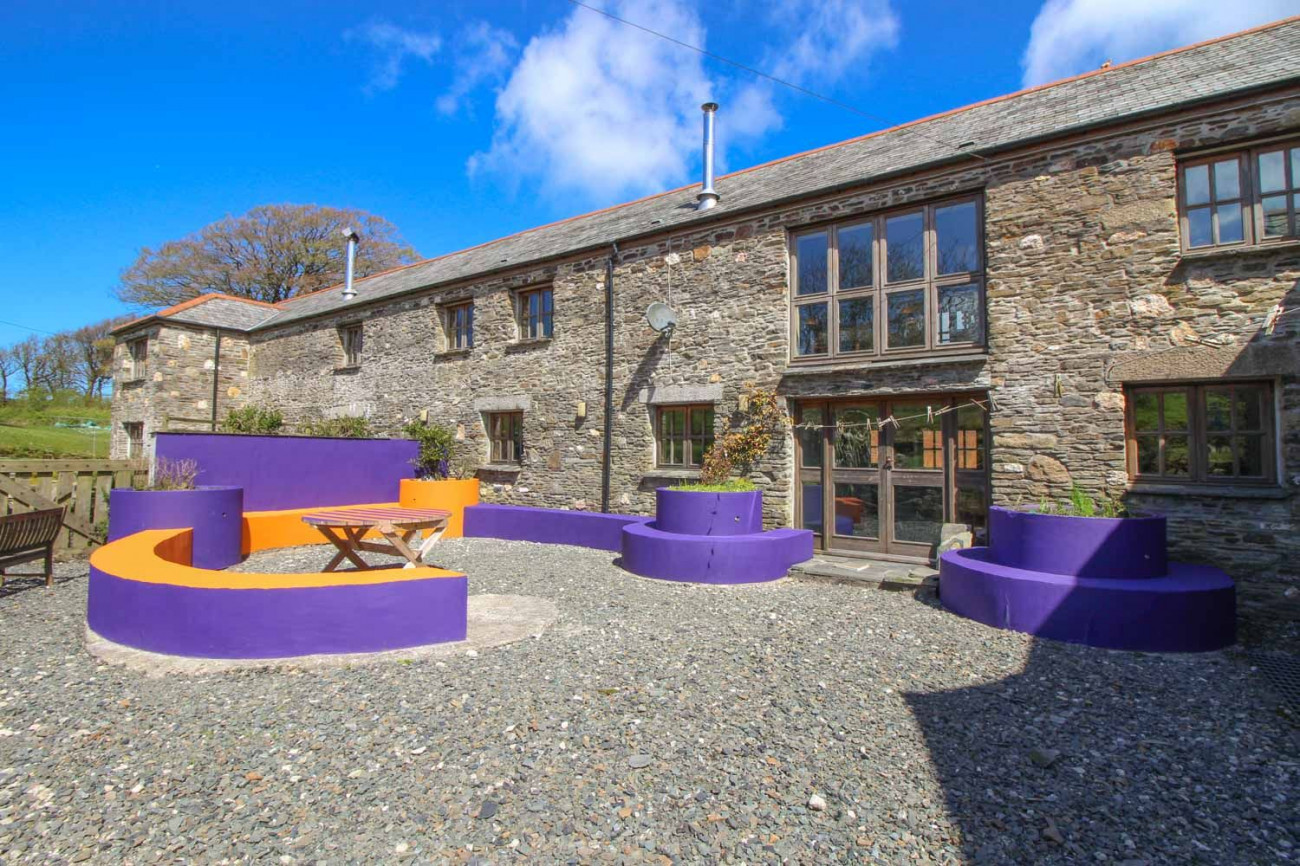 The Leat a holiday cottage rental for 8 in Boscastle,