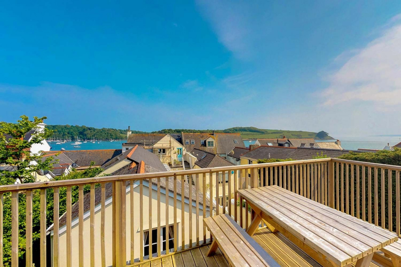 Spinnakers a holiday cottage rental for 4 in St Mawes,