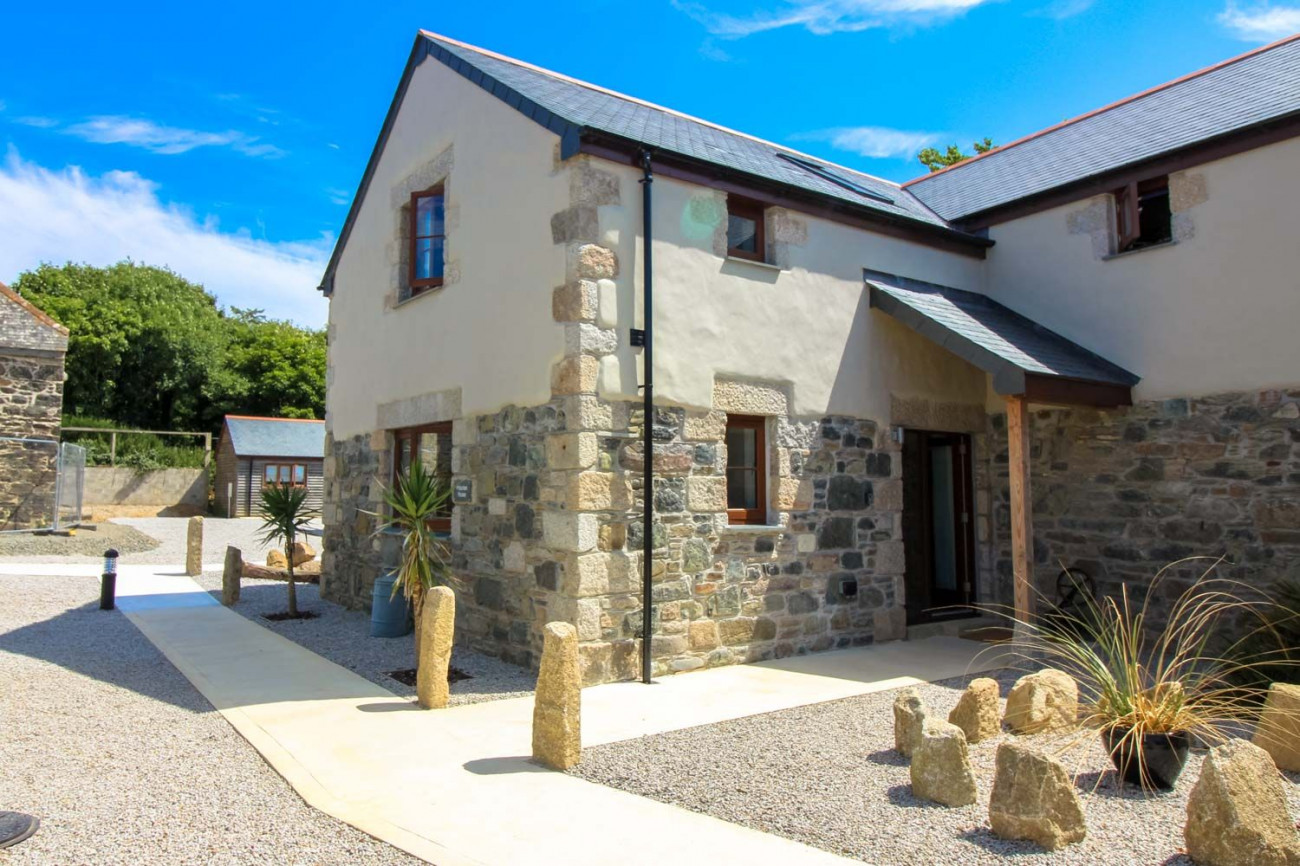 Polurrian House a holiday cottage rental for 8 in The Lizard,