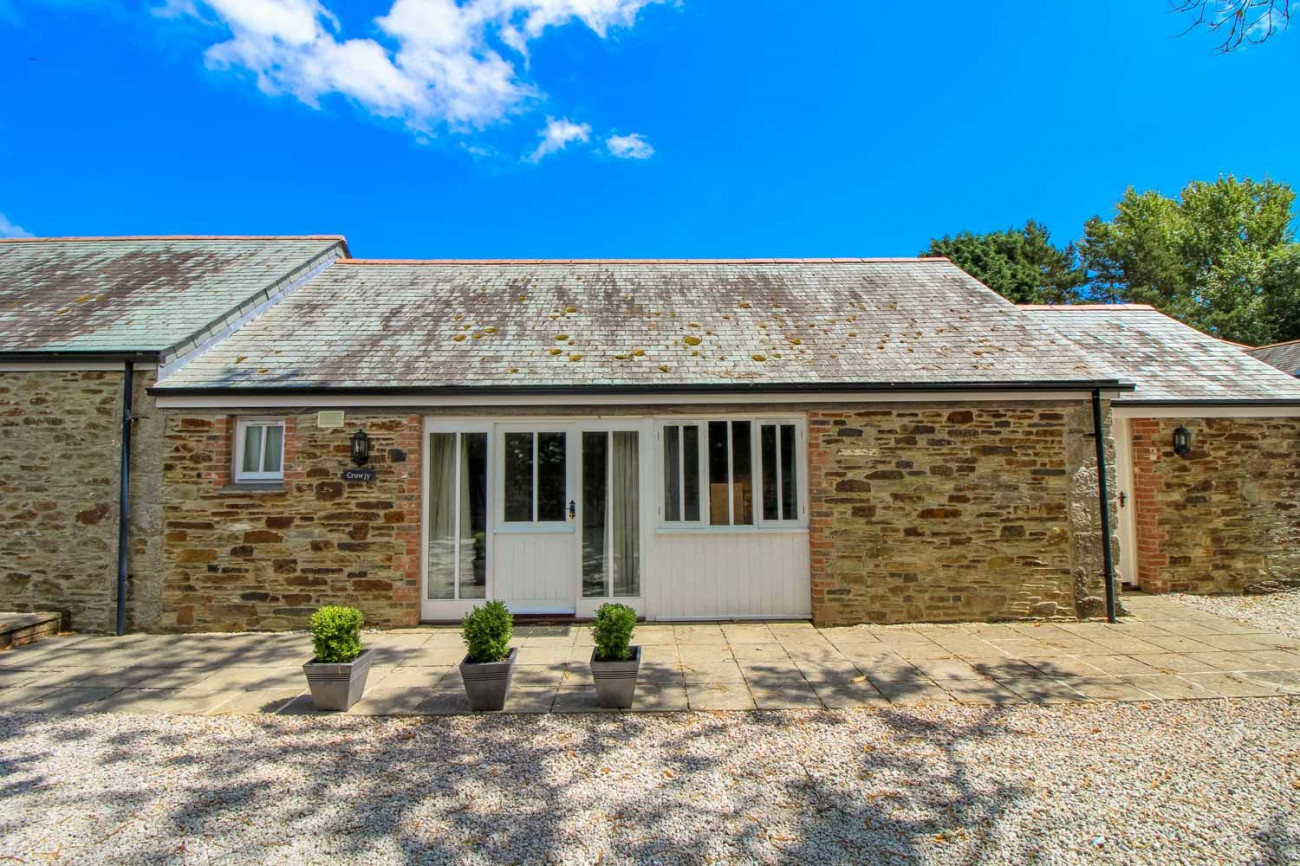 Crowjy Ardevora a holiday cottage rental for 5 in Philleigh,