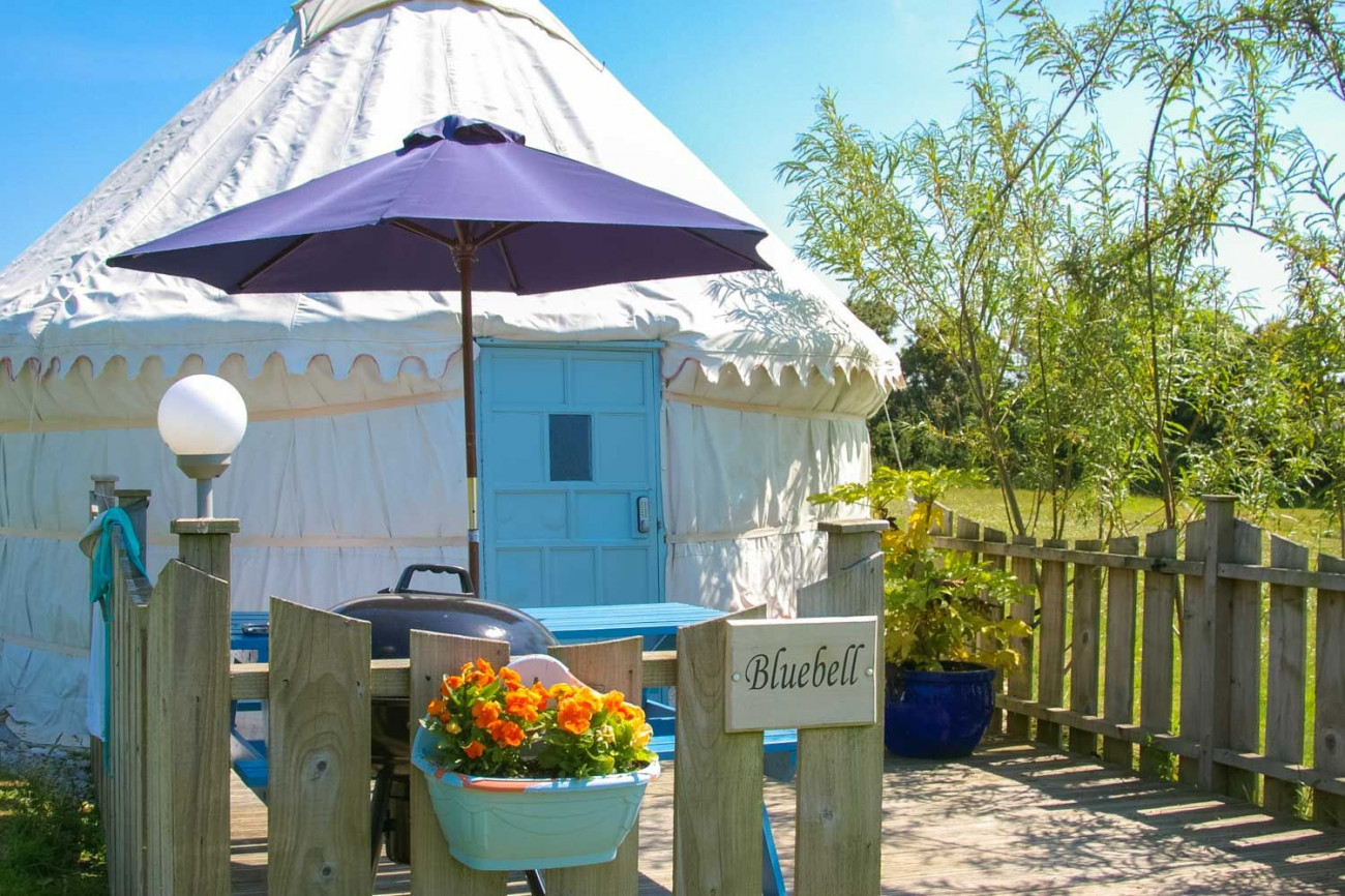 Image of Bluebell Yurt
