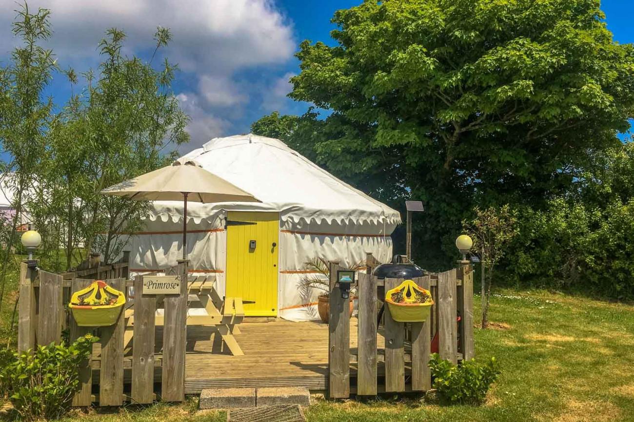 Image of Primrose Yurt
