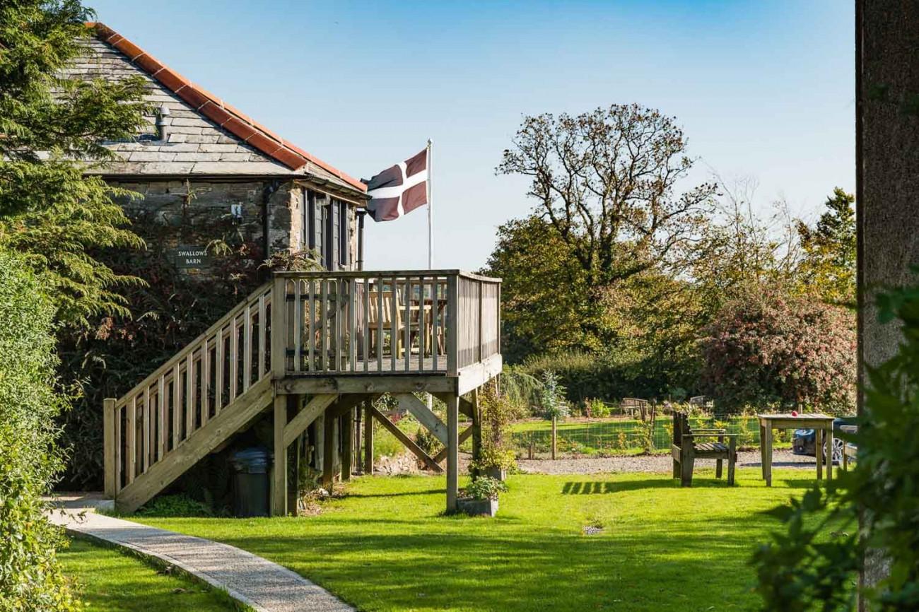 Image of Trevadlock Manor Barns