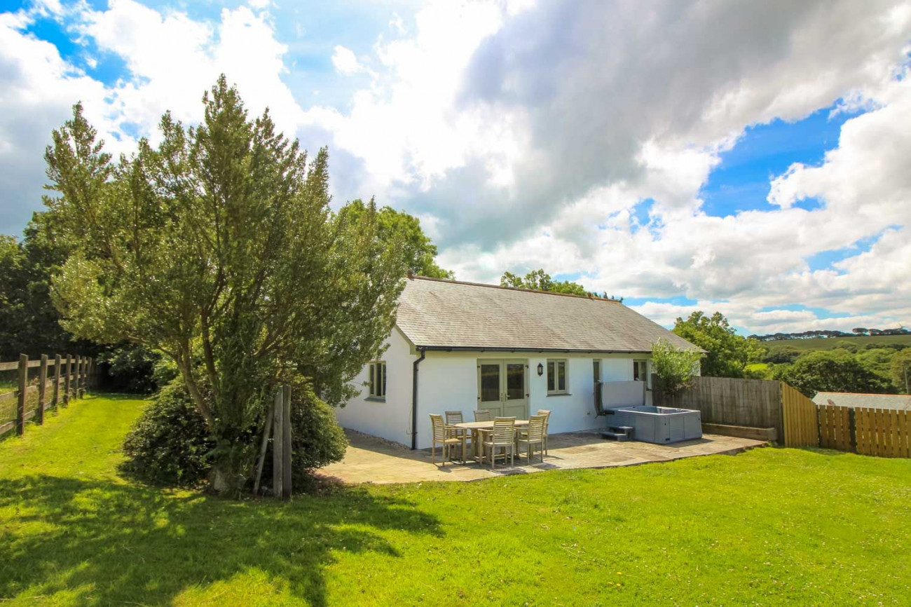 The Mowhay a holiday cottage rental for 6 in Truro,