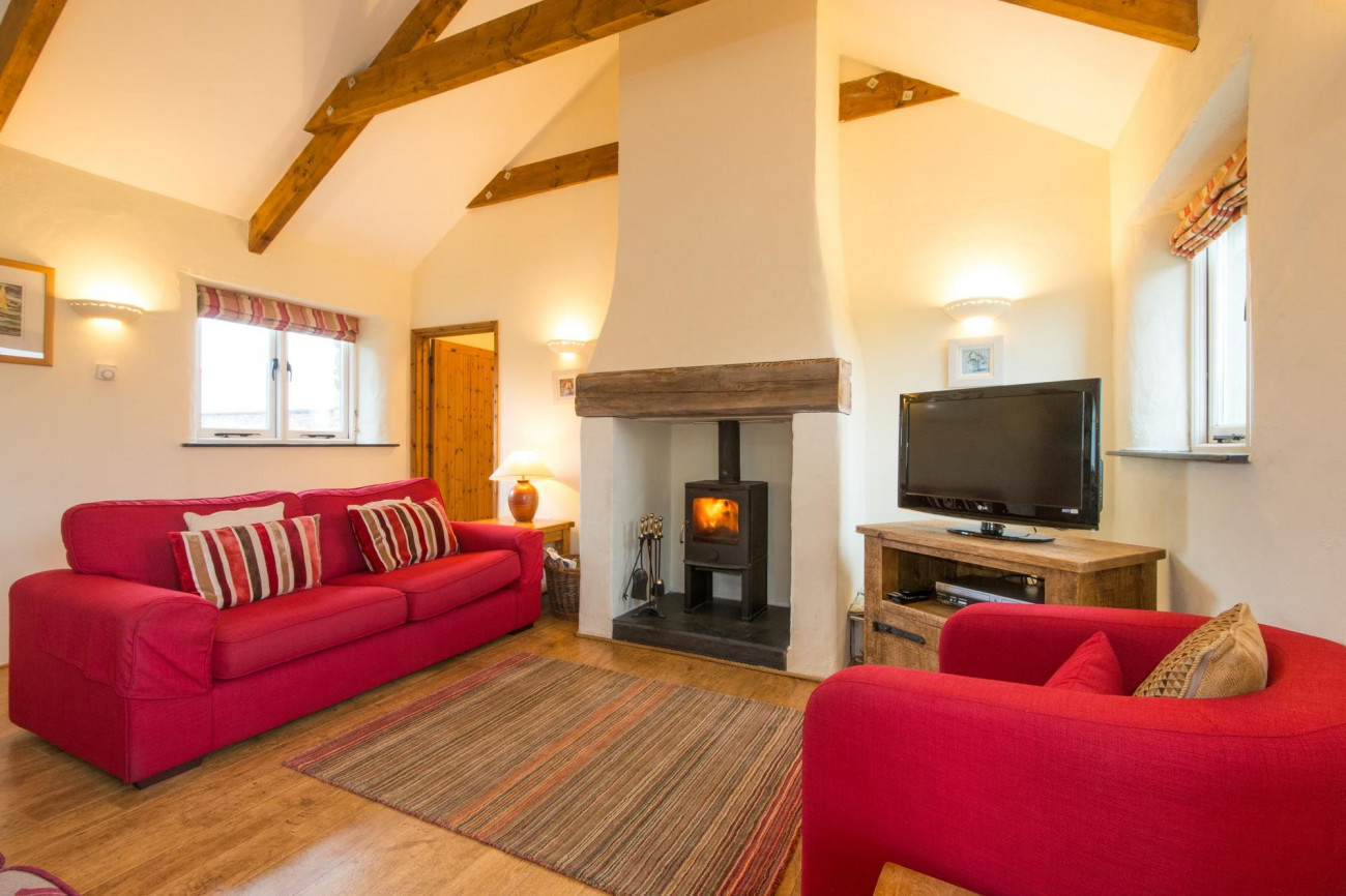Meadows at Pollaughan a holiday cottage rental for 6 in Portscatho,
