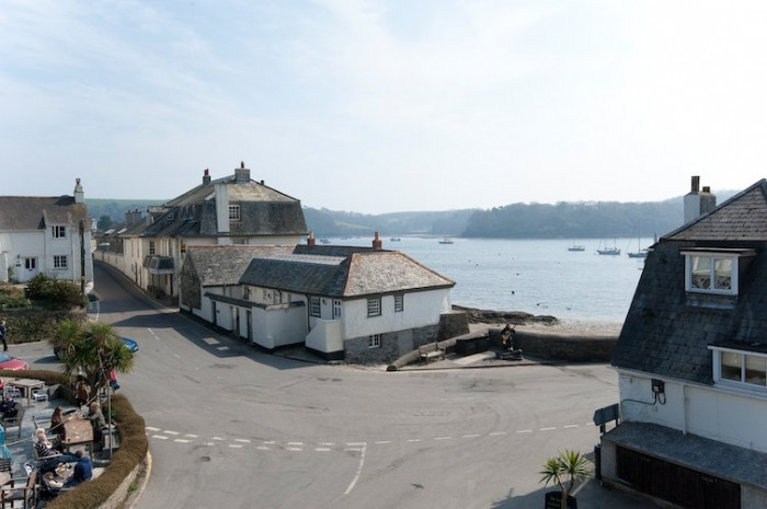 Little Egret a holiday cottage rental for 4 in St Mawes,