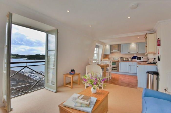 Pennant a holiday cottage rental for 4 in St Mawes,
