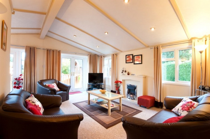 Poppy Lodge a holiday cottage rental for 4 in Lostwithiel,