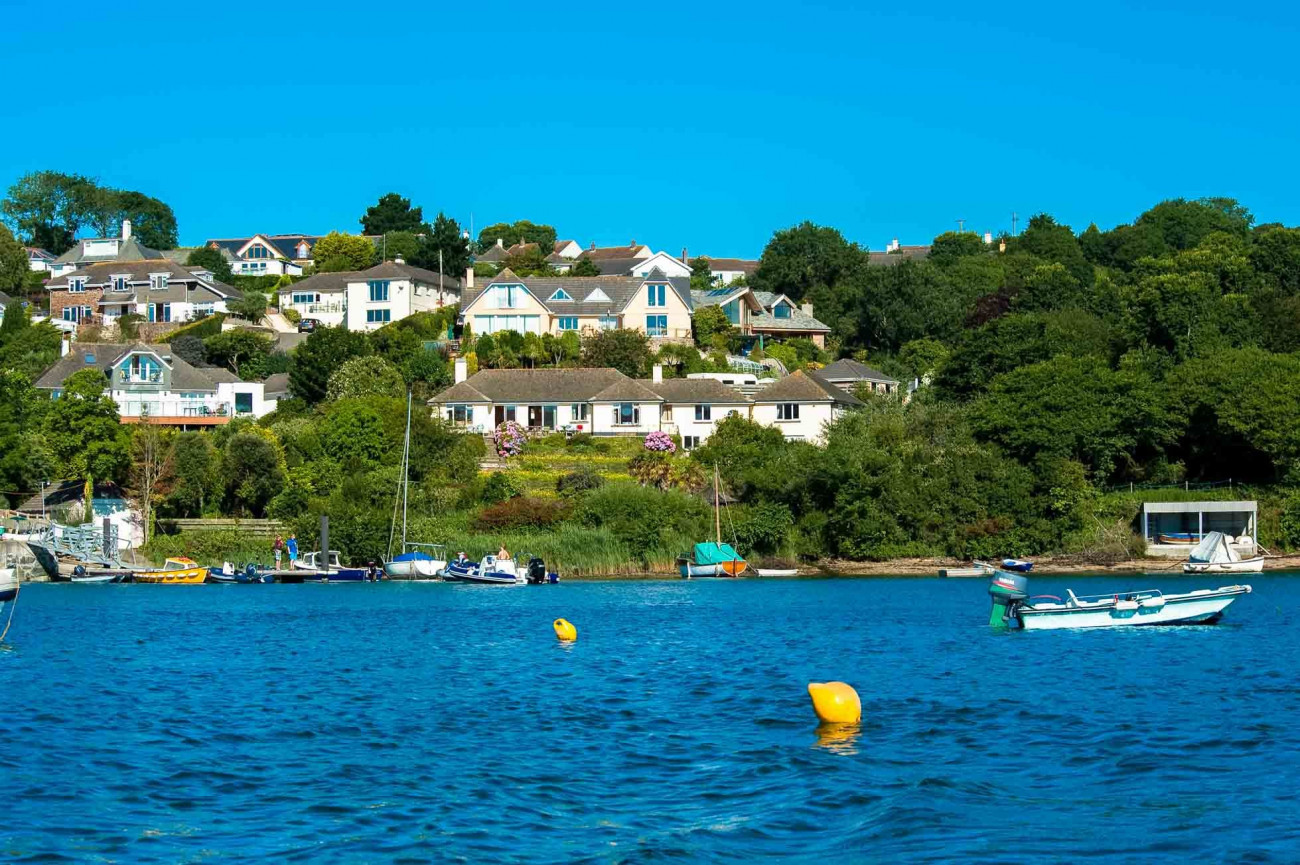 Seagulls a holiday cottage rental for 11 in St Mawes,