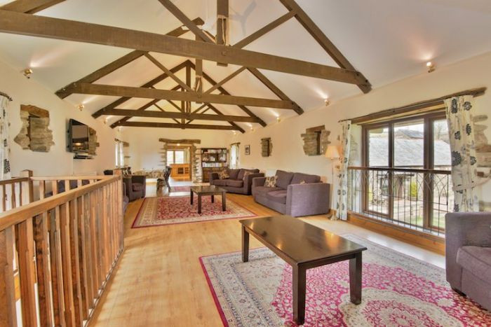 Winnow Barn a holiday cottage rental for 8 in Liskeard,