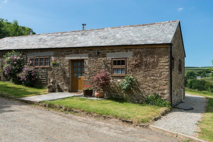 The Sett a holiday cottage rental for 2 in Looe,