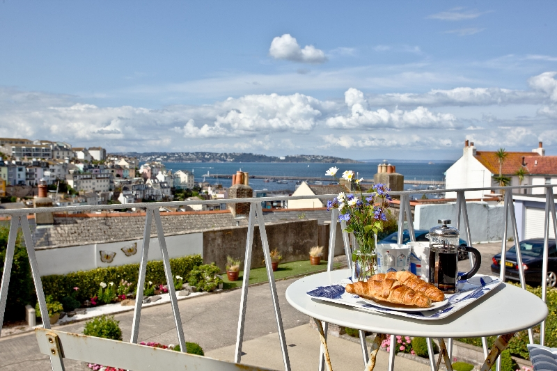 Rest A Shore a holiday cottage rental for 6 in Brixham,