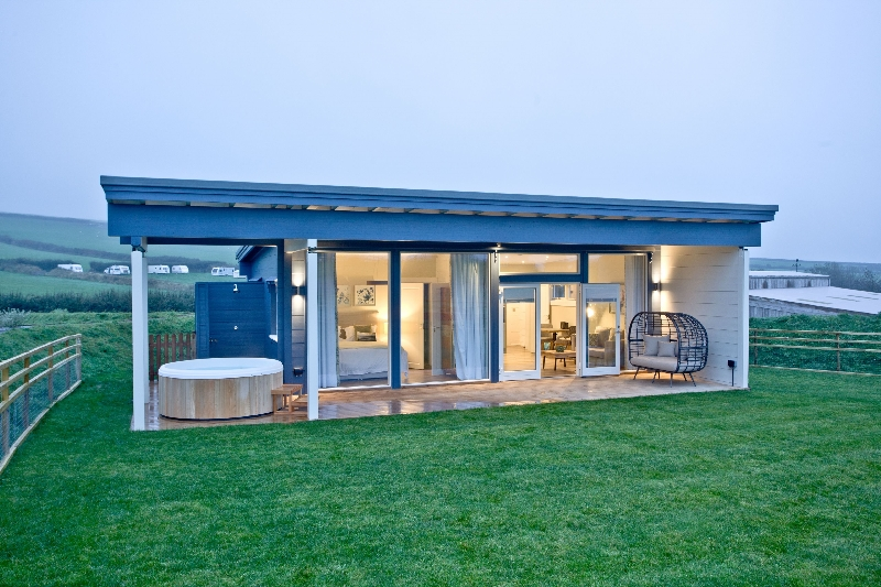Details about a cottage Holiday at Thistledown - March End Lodges