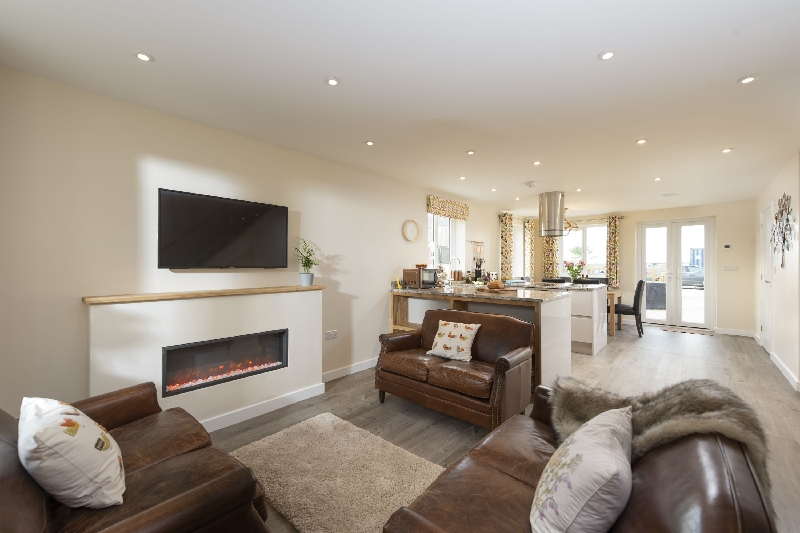 Oak Cottage - The Woodland Collection a holiday cottage rental for 6 in Hayle,