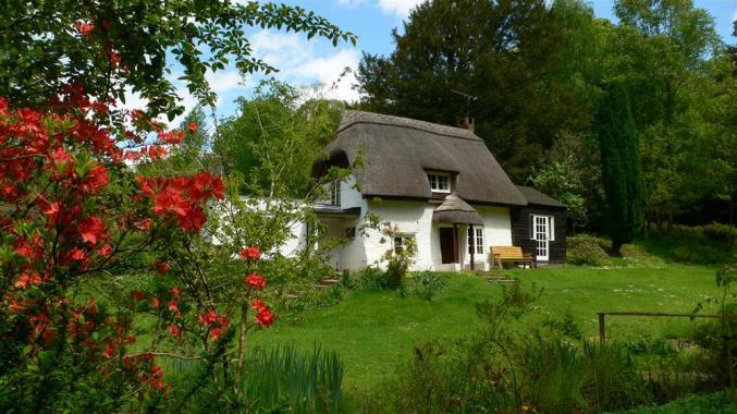 Brook Cottage a holiday cottage rental for 4 in Fordingbridge,