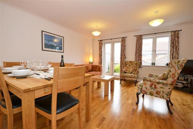Corcaigh a holiday cottage rental for 6 in Lymington,