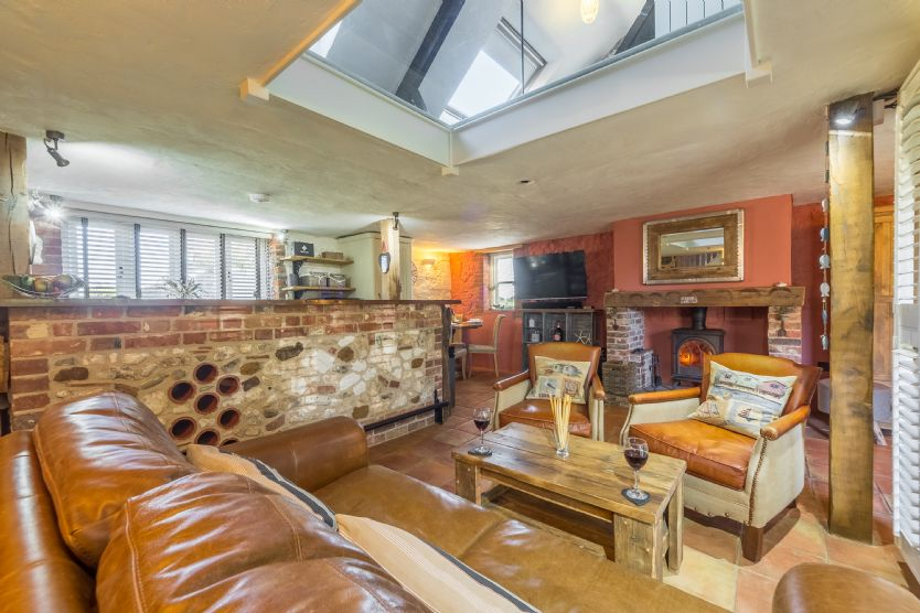 The Old Smithy a holiday cottage rental for 2 in Holme-next-the-Sea,