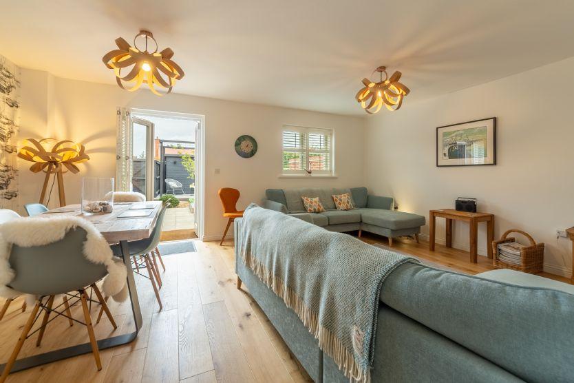 Lavandula (6) a holiday cottage rental for 6 in Burnham Market,