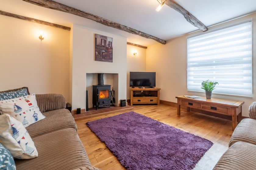 Quay Cottage a holiday cottage rental for 6 in Wells-next-the-Sea,