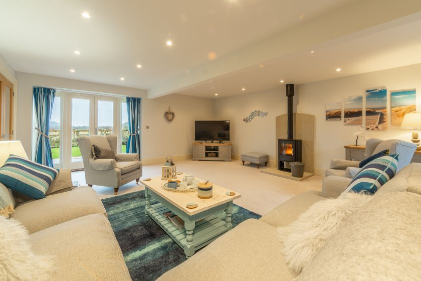 Field Corner (4) a holiday cottage rental for 4 in Docking,