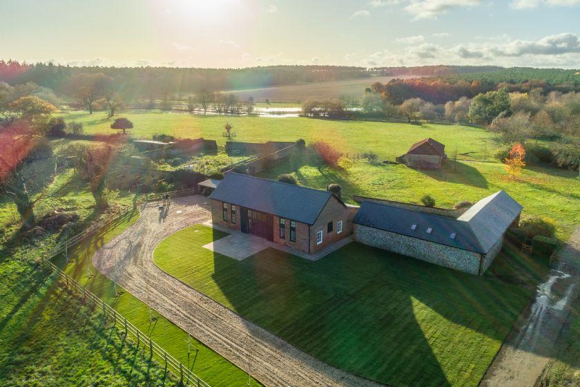 Bodney Lodge a holiday cottage rental for 10 in Bodney,