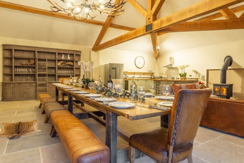 The Owl House a holiday cottage rental for 10 in Little Massingham,