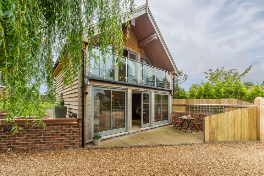 The BeeHive a holiday cottage rental for 2 in Old Hunstanton,