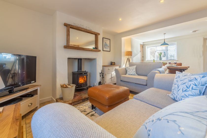 The Roost a holiday cottage rental for 4 in Titchwell,