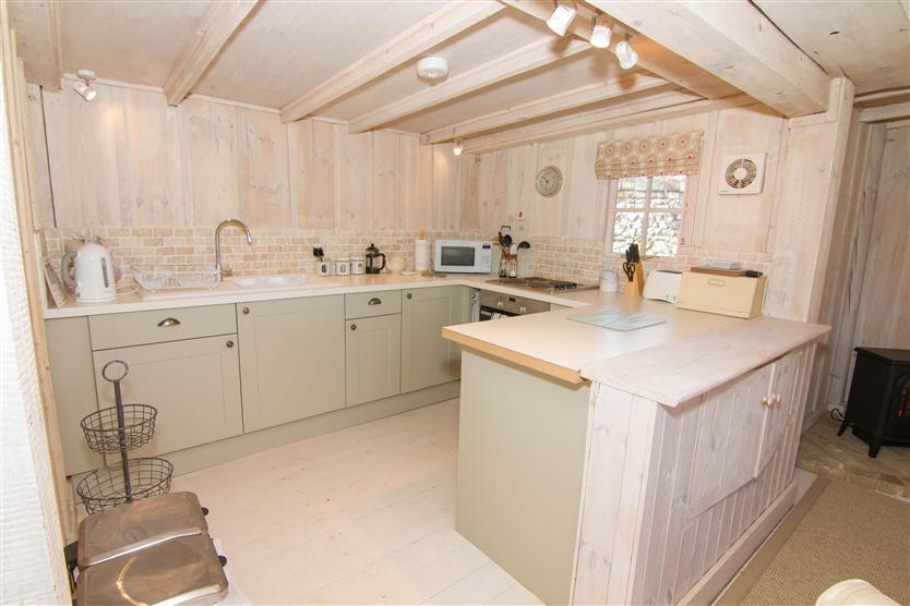 Flagstaff Garden House a holiday cottage rental for 2 in Burnham Overy Staithe,