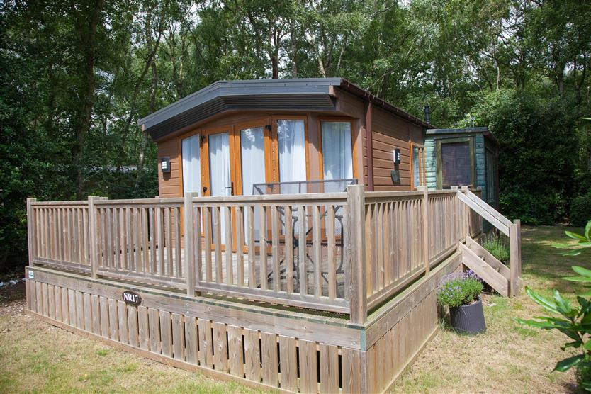 Kathys Lodge a holiday cottage rental for 4 in Kelling,