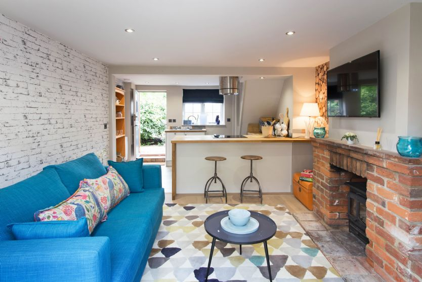 No. 33 Cottage 1 a holiday cottage rental for 2 in Thornham,