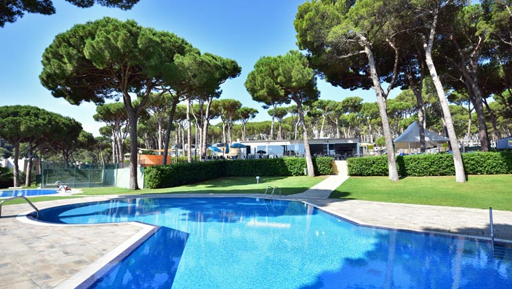 Interpals Campsite, Pals,Costa Brava,Spain