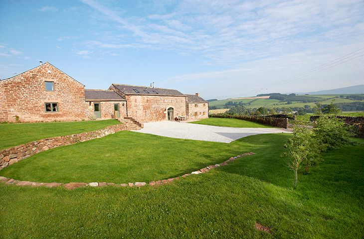 Glassonby Old Hall a holiday cottage rental for 8 in Glassonby,