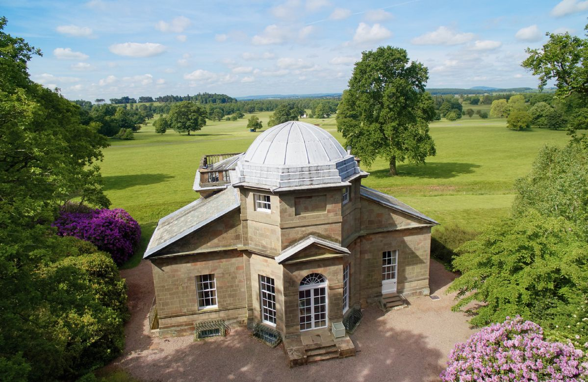Temple of Diana a holiday cottage rental for 6 in Weston Park,