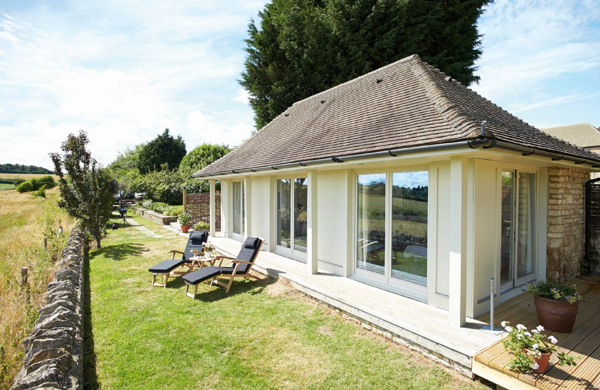 The Pavilion a holiday cottage rental for 2 in Idbury,