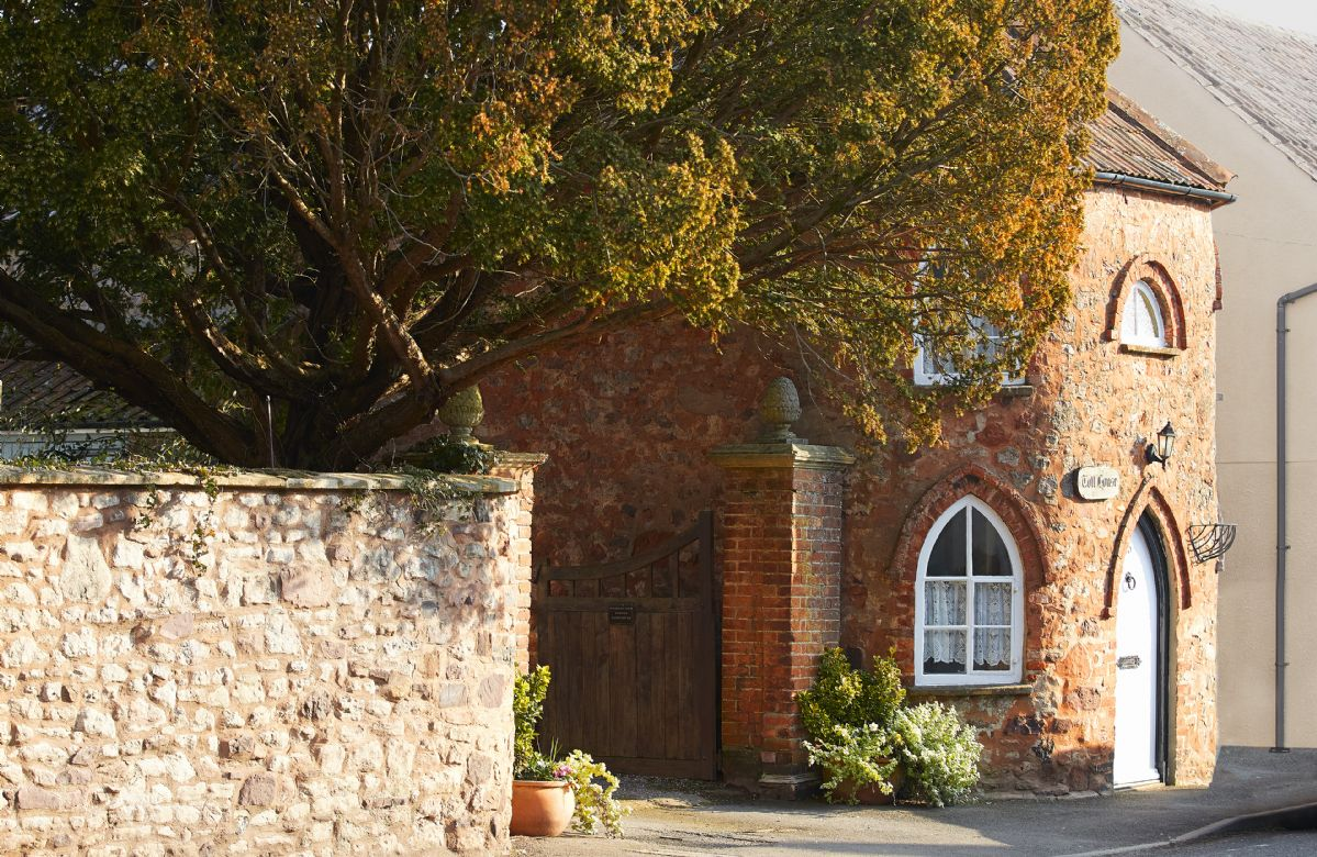 Toll House a holiday cottage rental for 2 in Nether Stowey,