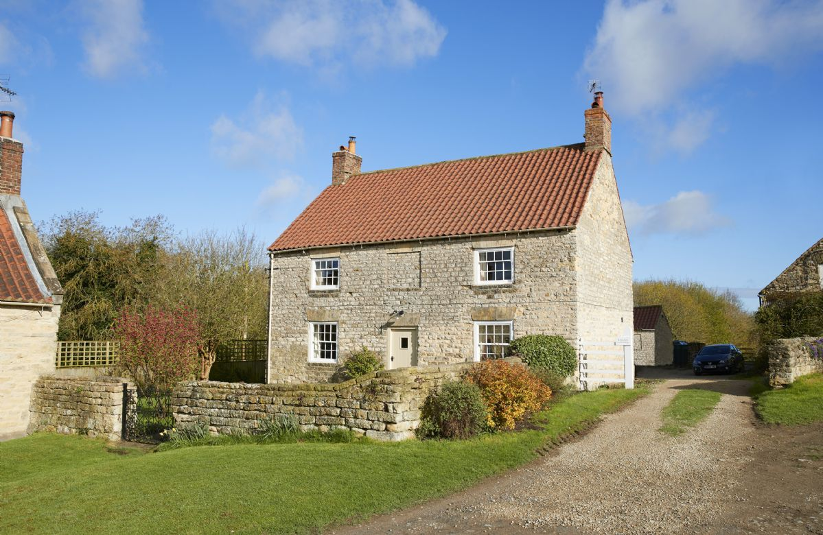 Lime Kiln Farmhouse a holiday cottage rental for 6 in Castle Howard,