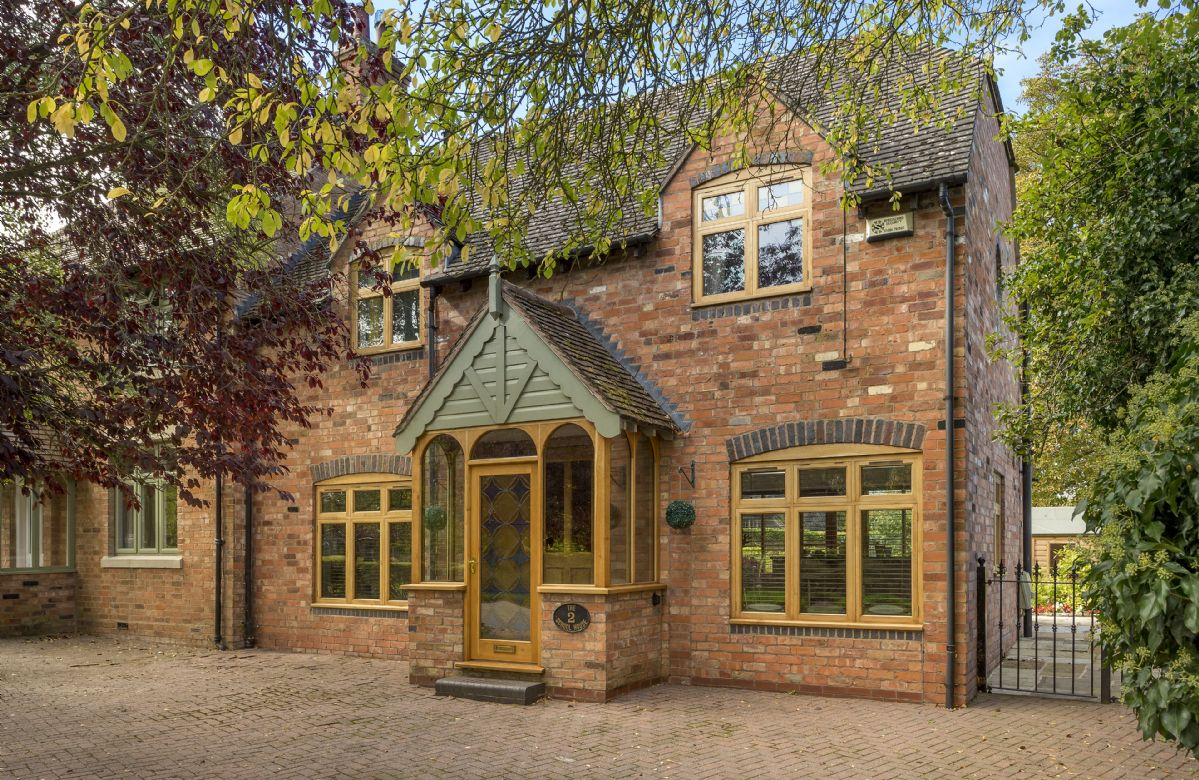 2 The School House a holiday cottage rental for 4 in Dorsington,