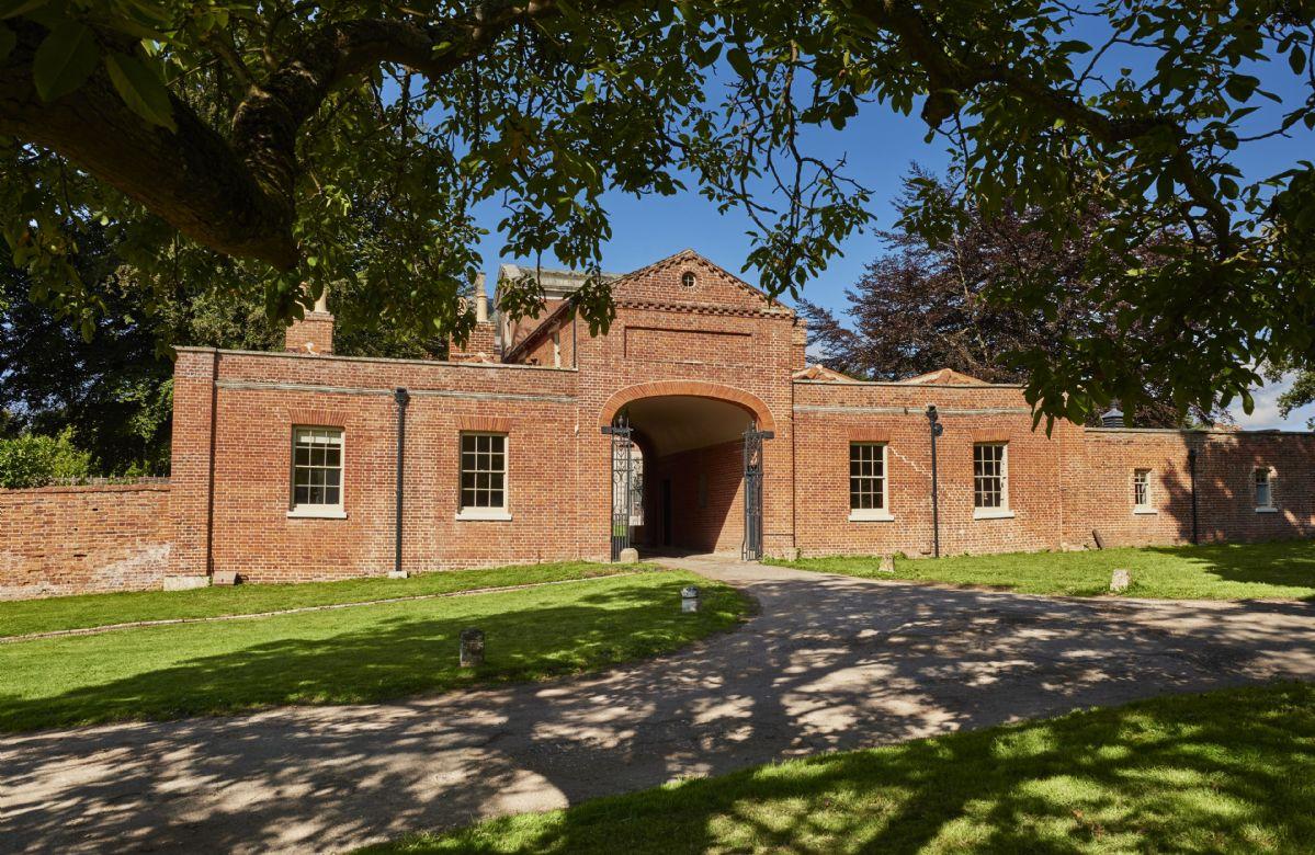 Image of Stewards House