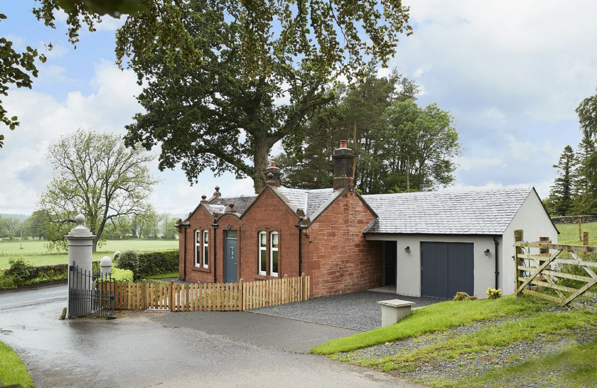 Netherwood Lodge a holiday cottage rental for 4 in Netherwood,