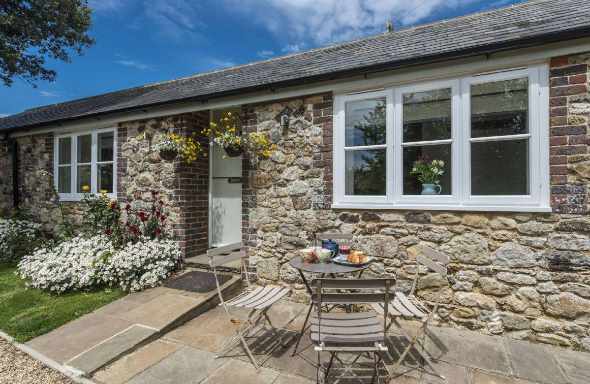 Dapple Cottage a holiday cottage rental for 4 in Brook,