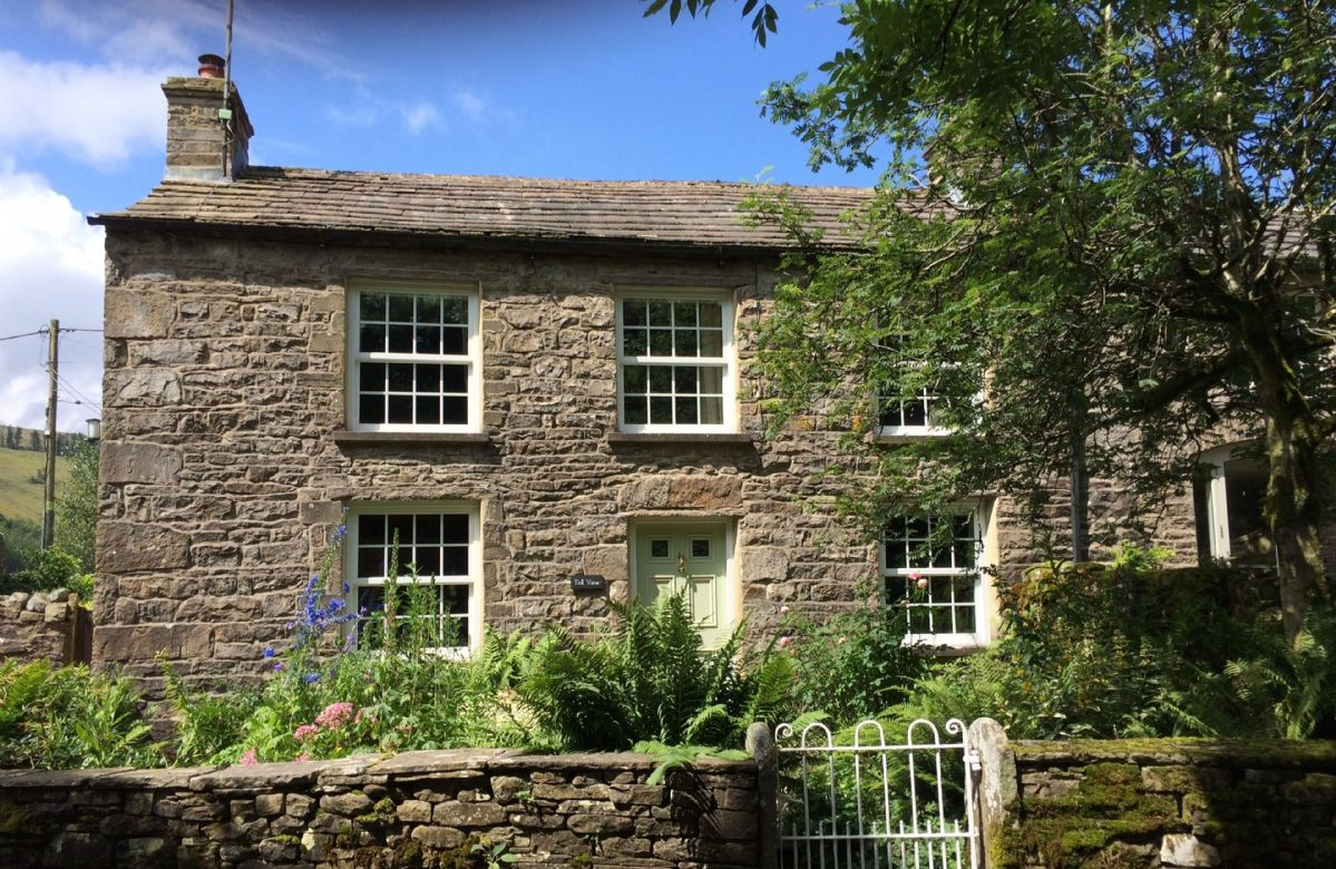 Fell View a holiday cottage rental for 6 in Cotterdale,