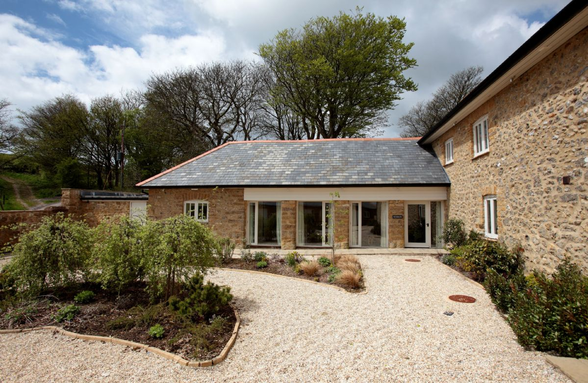 The Stables a holiday cottage rental for 8 in Abbotsbury,